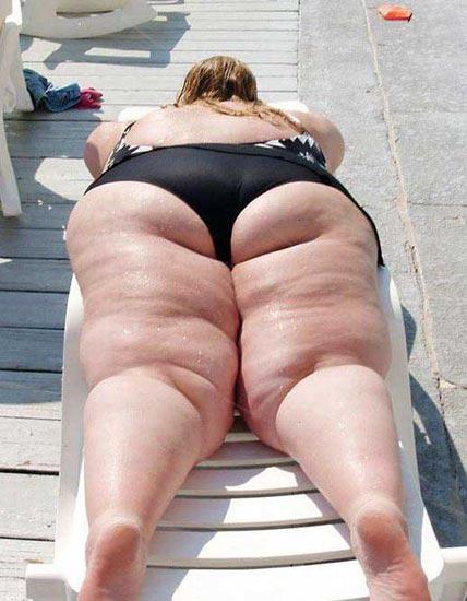 grosse sur plage