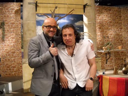 Jeff et Philippe Candeloro