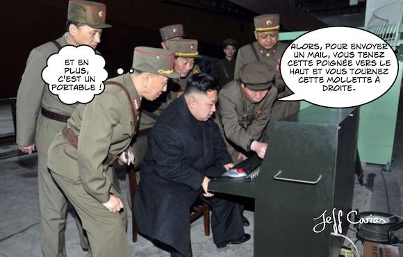 Kim Jung computer