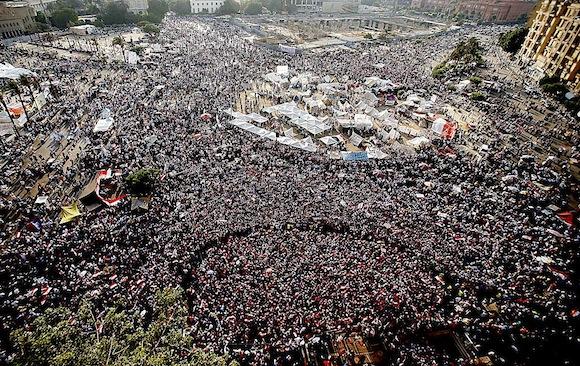 Egypte manif