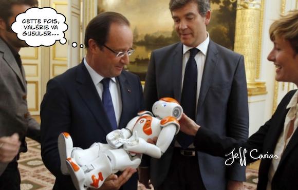 Robot Hollande