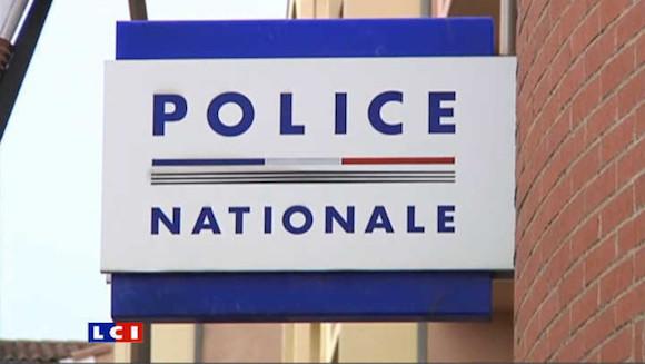 un commissariat de police