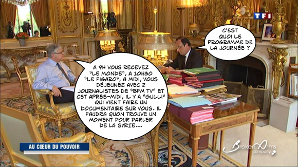 Planning Hollande